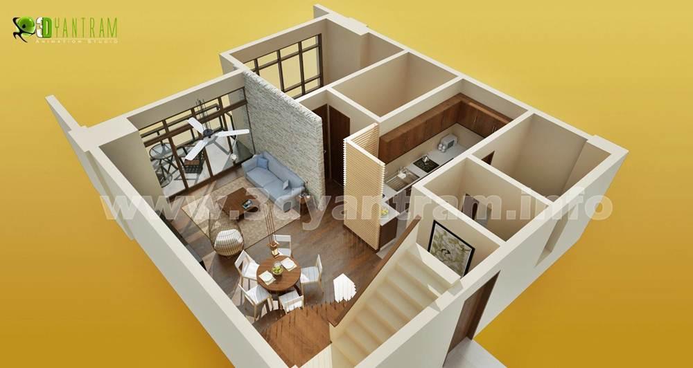3d Floor Plan Interactive 3d Floor Plans Design Virtual